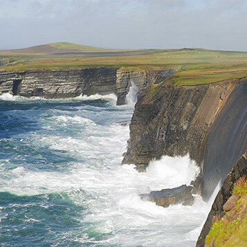 Der Loop Head in Irland